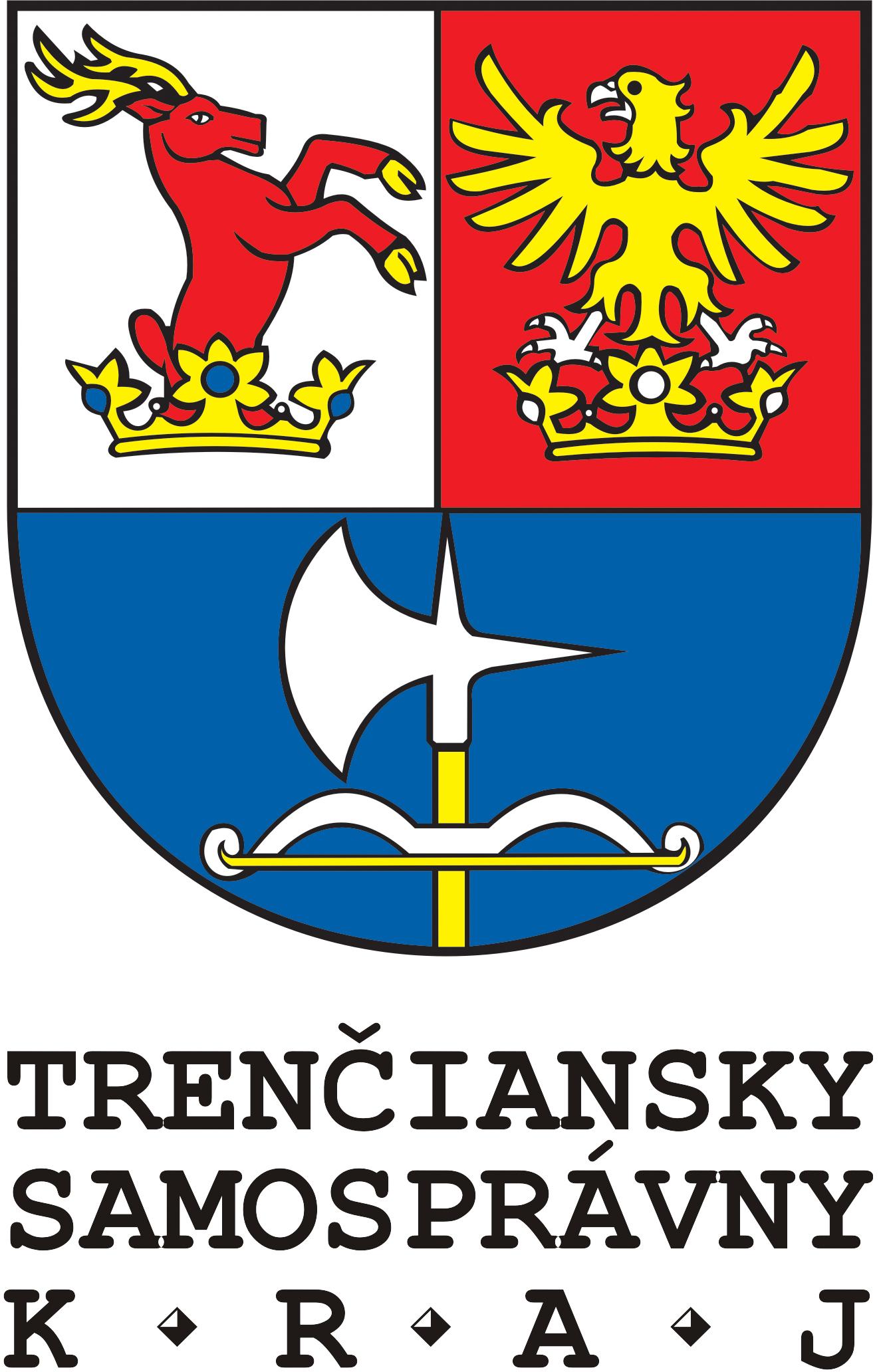 Trenčiansky samosprávny kraj logo