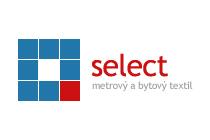 Select s.r.o. - metrový a bytový textil